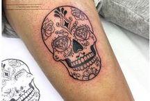 """Total Black / Total Black Realizzati da Lara Toniolo Tattoo Artist """"Lady Oktopus"""", Resident in B-HILLS TATTOO®"""