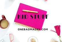 Kid Stuff / All things baby + kid friendly, baby, toddler, activities, raising kids, baby items, kid products, toys, crafts, play time, sleeping, nursery, diapering, breastfeeding, eating, meal ideas, healthy snacks for toddlers