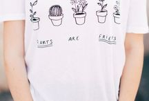 Me in a printed T