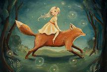 An Arty fox