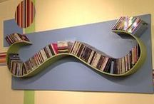 Shelving: Not Boring Anymore / Shelving is always useful; let it also be versatile, beautiful, quirky.