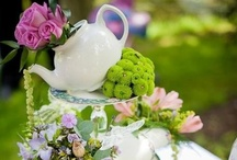 Tea Parties / by Delicate Elegance Events