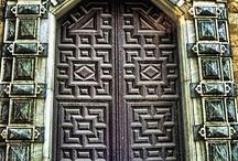 Many many doors