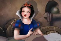 Snow white b-day party