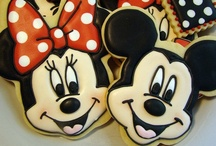 Minnie Mouse b-day party