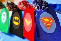 Super hero party for boys