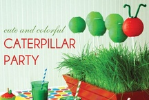 Caterpillar b-day party
