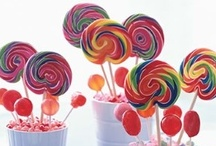 Candyland theme b-day party