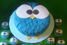 Little Owl b-day party