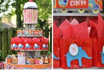 Circus b-day party