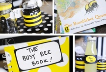 Honey bee b-day party
