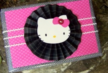 Hello kitty b-day party