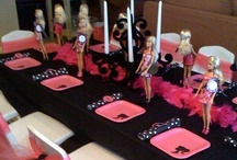 Barbie b-day party