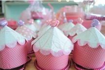 Cupcake/baking b-day party