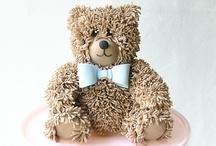 Teddy bear b-day party