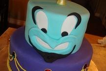 Aladdin b-day party