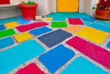 Playing & House / The intereur, accessiors and colors I want in my apartment in Amsterdam