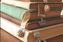 Bookmarks / Bookmarks in different varieties.