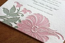Letterpress / designs to inspire
