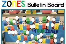 Speech Therapy: Bulletin Boards & Decor / Tons of ideas to help decorate your speech/classroom to make it pop with color and add functionality to your teaching. / by Thedabblingspeechie