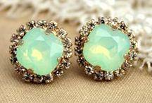 "Sparkling Stones | Jewelry  / ""Diamonds are a girl's best friend"""