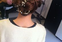 coafura mireasa / Hair accessories