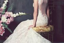 Bridal - Dresses / Details / by Fatima Ghatwary