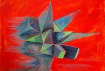 ART OF WYREMBELSKA / Some works of mine