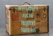 Travel Gadgets / Helpful & genius must haves for travelling