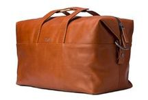 Travel Bags / Beautiful suitcases, carry-ons, backpacks and oversized handbags