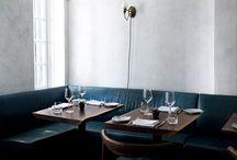 workspace: restaurants and cafés