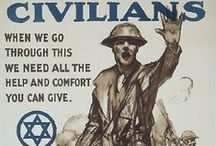 The Great War / When the US entered World War I in 1917, nearly 250,000 Jews served in its armed forces.