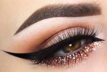 Make-Up / Make-up inspirations, style, Aufbewahrung, Schminktisch