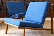 50s armchairs