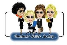 Our Babes / Business Babes Society is made up of women entrepreneurs of various businesses.