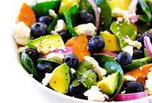 Food (Healthy and Cheese)