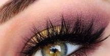 Make-up / my book of makeup inspirations.