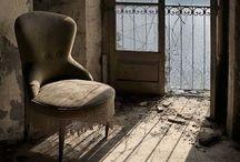 Abandoned / Beautiful and sad abandoned places.