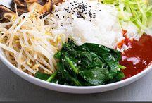 Asian food / Mmmmm... delicious!