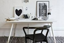 Not Your Average Office / An office doesn't just mean function. Why not add some wow to an often overlooked space?