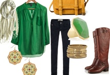 Western Clothes and Accessories / Stuff I  <3 / by Hadia