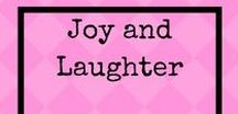 Joy and Laughter / Feeling a bit low? Needing something to brighten your day? A Funny Quote to share with a friend? Joy and Laughter board bring you a variety of pins that will make you smile and brighten your day.