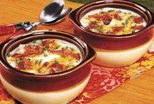 Crockpot / Recipes for Slow Cooker + Crock Pot meals