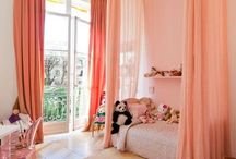 Lil' & Big Girl Room Ideas / by Kate Scoggins