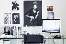 Workspace / by Elodie Jacquemond