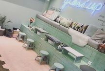 GLOSS'UP BEAUTY BAR - PARIS 3EME / Le Beauty Bar tendance au coeur de Paris. Nail, Nail Art, Gel, Maquillage...