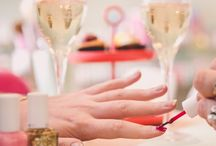 NAIL PARTY by Gloss'Up / Qu'est-ce qui allie jolis ongles et gourmandises ? Les MANUCURES PARTY by GLOSS'UP biensûr !!! -- Toutes les infos sur www.gloss-up.com/Beauty-brunch