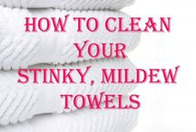 Cleaning Tips & Tricks / Cleaning Tips & Tricks, organization for the home