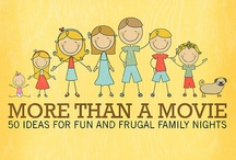 Family Fun / by Nica Nuttall