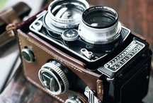 Vintage Love / Vintage Cameras & Cars.......things that I love❤️